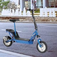 eZip 1000 Electric Scooter Review - Parts-Battery, Charger,Tire