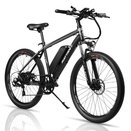 Eahora E1.0 Fat Tire Electric Bike Beach Snow Bicycle
