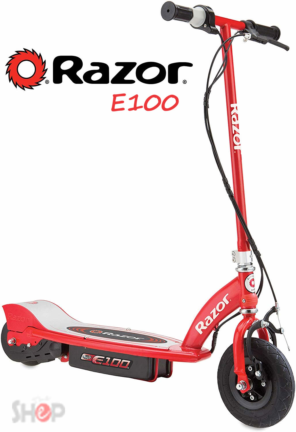 Razor E100 Electric Scooter for Kids Review