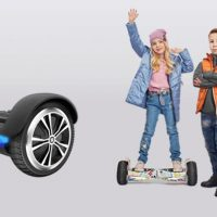 Best Hoverboards For Kids - Reviews & Buyer's Guide 2020