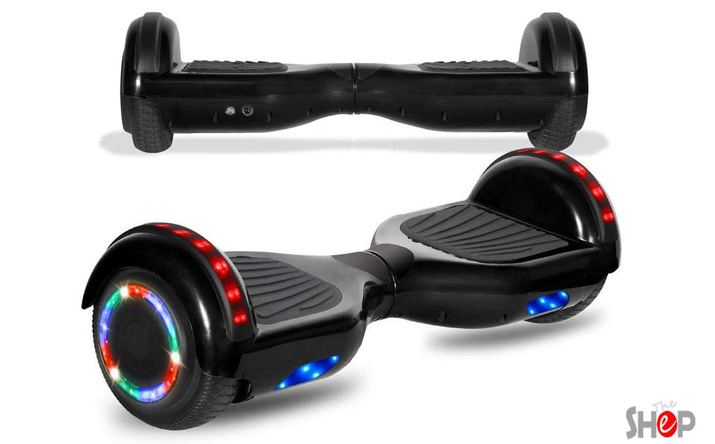 Cho Colorful Wheels Series Hoverboard
