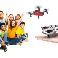 5 Best Mini Drones your Kids will Go For! - Reviews & Guide