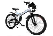 "Bestlucky 26"" Electric Bike"