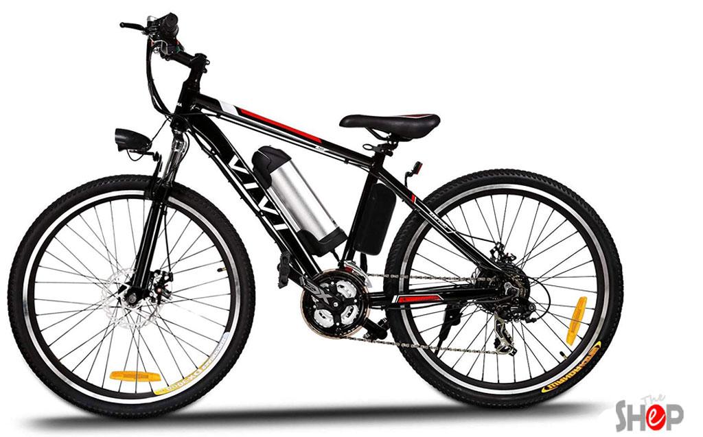 "Vivi 26"" Aluminum Electric Mountain Bike"