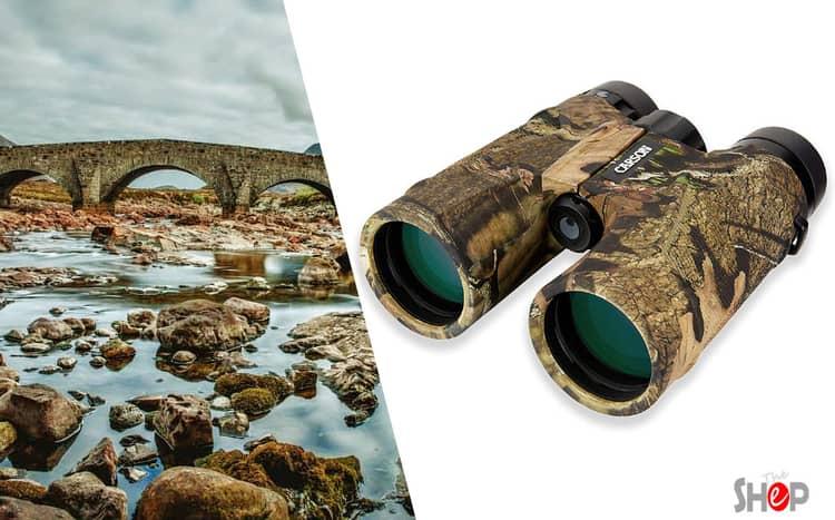 Carson binocular