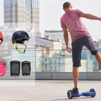 Best Hoverboard Safety Gear - Be safe!