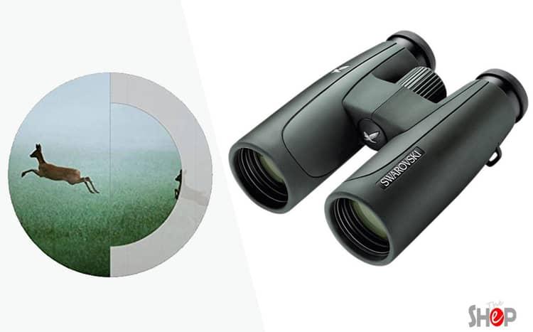 Swarovski binocular